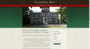 Kincaid House Hotel