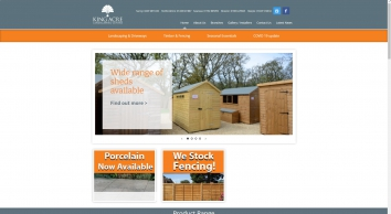 King Acre Paving & Fencing Centre