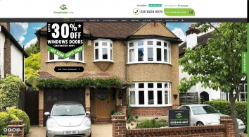 Double Glazing & Home Improvement Services In Surrey, London