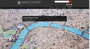 Antique Maps | Framed Artwork, Vintage & Decorative Paintings in London