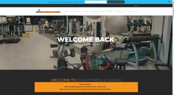Kings Fitness & Leisure - BELIEVE AND SUCCEED
