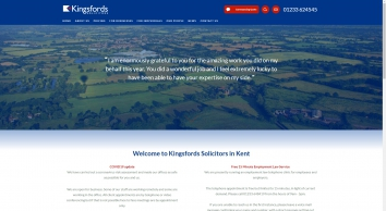 Welcome to Kingsfords Solicitors