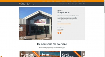 Kings Leisure Centre