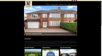 Kingsley Evans, Cheltenham
