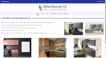 Kitchen Generator Ltd