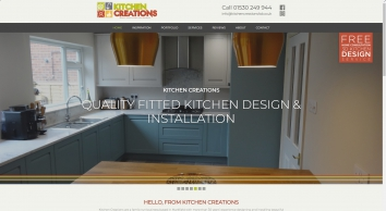 Kitchen Creations Leicester