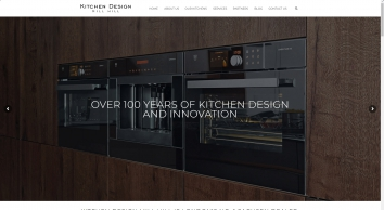 High-End Kitchen Design London UK | Kitchen Design Mill Hill