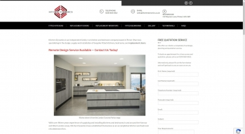 Fitted Kitchens and Bedrooms - Harrow, Wealdstone, Edgware, Hatch End, Northwood, Pinner, Rusilip, Stanmore, Kinsbury, Kenton,  Eastcote, Uxbridge, Watford, Bushey, Elstree