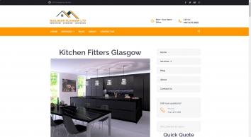 Kitchen Fitters Glasgow
