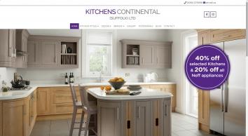 Kitchens Continental Suffolk Ltd