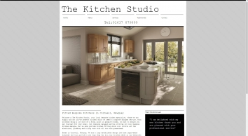 Fitted Kitchens in Newquay, Cornwall | The Kitchen Studio