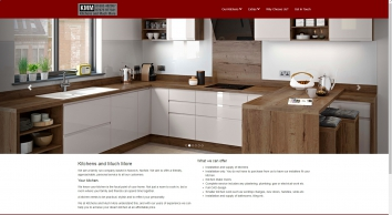 Kitchens and much more - bespoke kitchen design and fitting in Norwich, Norfolk - Home