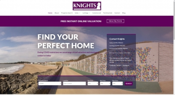 Knights Estates Agents, Barry - sales
