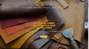 Knights Leather Repair & Upholstery