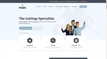 Knights Estate Agents, Crawley, Sales