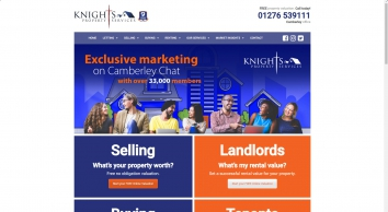 Knights Property Services, GU15