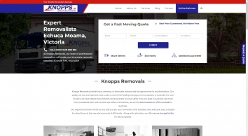 Knopps Removals
