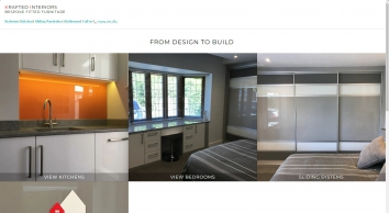 Krafted Interiors - Fitted Bedroom Furniture & Wardrobes