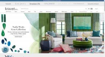 Kravet   Industry Leader To the Trade Home Furnishings