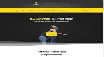 Krav Maga Systems | Authentic Krav Maga Training