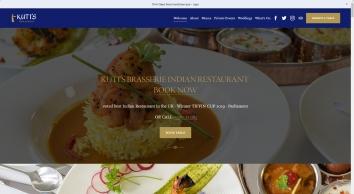Kuti\'s Brasserie