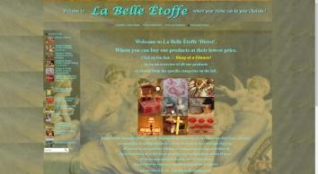 La Belle Etoffe