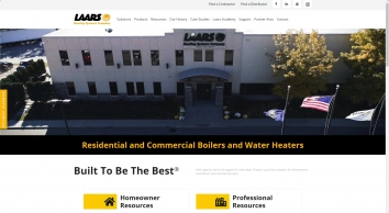 Laars Heating Systems: High Efficiency Residential and Commercial Boilers, Combi Boilers, Water Heaters and Pool Heaters | HOME