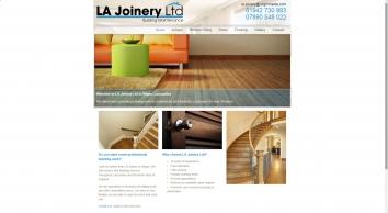 Building Work - Wigan, Lancashire   LA Joinery Ltd