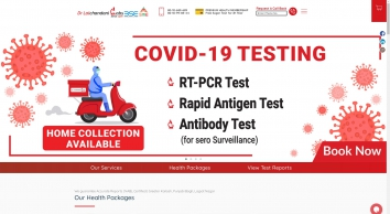 Diagnostic Lab Services in New Delhi | Affordable Health Packages | Diagnostics Home Collection Service in New Delhi | Blood Testing Centres
