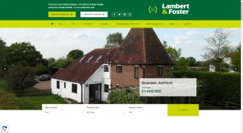 Lambert Foster, Cranbrook