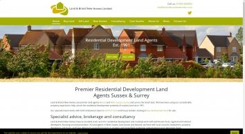 Land & Brand New Homes Ltd