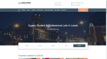 Landlord Direct Lets - Leeds