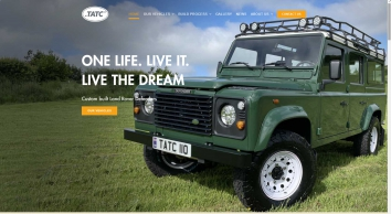 Land Rover Defenders Imported to the US - D90\'s, 110\'s and 130\'s