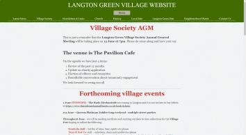 Langton Green Village