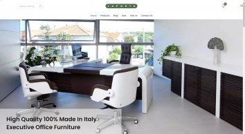 Laporta: the home of Italian designer office furniture, desks, tables, chairs and lighting in London