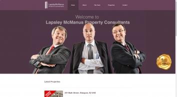 Lapsley McManus Property Consultants LTD, Glasgow
