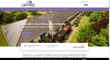 lavenders-care-home-kent.co.uk
