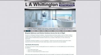 L A Whittington Plumbing & Installation | Isle of Wight