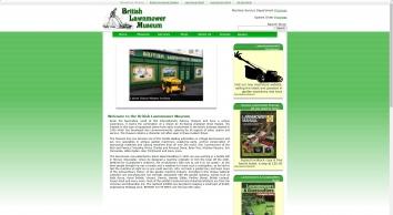British Lawnmower Museum