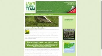 Lawn Revival Team