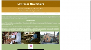 Lawrence Neal Chairmaker