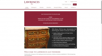 Lawrences Auctioneers Ltd