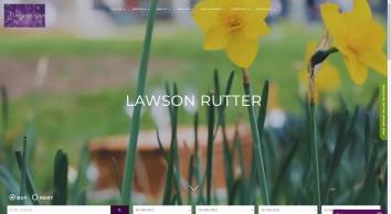 Lawson Rutter, Hammersmith