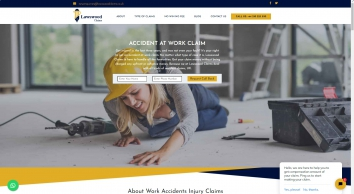 Accident At Work Claim | Work Accident Injury Claims UK