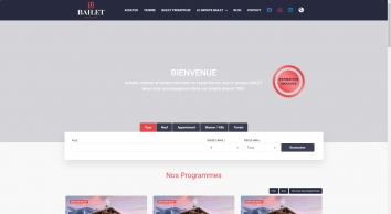 GROUPE LB IMMOBILIER, Resale office