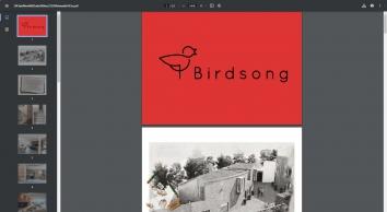 Birdsong - Lychett Place
