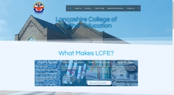 Lancashire College Of Further Education