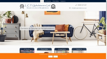 Upholsterers Leicestershire | Upholstery Loughborough | Furniture Repair