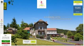 3 stars hotel in Auvergne region | Charming hotel Le Fort du Pré