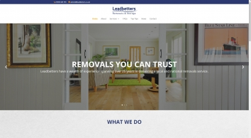 Leadbetter Removals